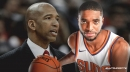 Suns' Mikal Bridges already spending time with coach Monty Williams, excited for what he brings