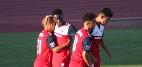 FC Dallas advances in US Open Cup with comprehensive 4-0 over OKC Energy