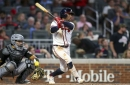 Ozzie Albies has Pirates singin' the blues with walk-off double as Braves win 8-7