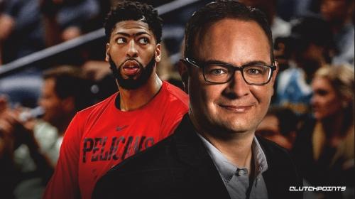 ESPN's Adrian Wojnarowski thinks Lakers have enough to get Anthony Davis trade done