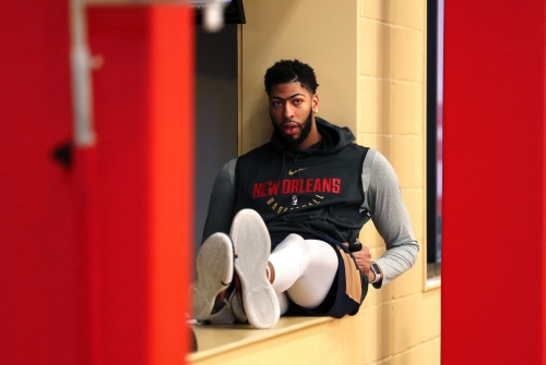 The Lakers might just pull off an Anthony Davis trade this time