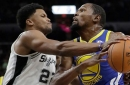 Rudy Gay is ready to help Kevin Durant with his Achilles recovery