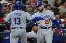 Dodgers News: Alex Verdugo 'Fired Up' By Altercation Between Max Muncy & Giants' Madison Bumgarner