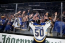 Blues' Binnington goes from afterthought to Cup-winning, record-setting rookie