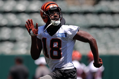 Should we expect more, less or the same production from A.J. Green in 2019?