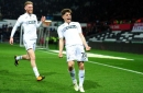 Swansea fans show their class after departure of Manchester United signing Daniel James