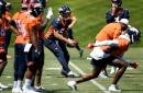 Broncos' Courtland Sutton and Joe Flacco grow bond on golf course