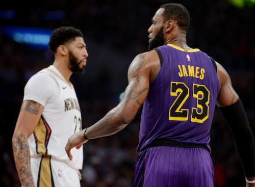 Rich Paul 'Trying To Help' Anthony Davis Play For Lakers Regardless Of LeBron James
