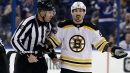 Brad Marchand explains bad Game 7 line change that led to key Blues goal