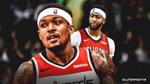 Report: Bradley Beal is player Pelicans want in Anthony Davis, Lakers deal