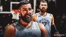 Report: Jonas Valanciunas plans to decline $17.6 million option for 2019-20, but wants to re-sign with Grizzlies