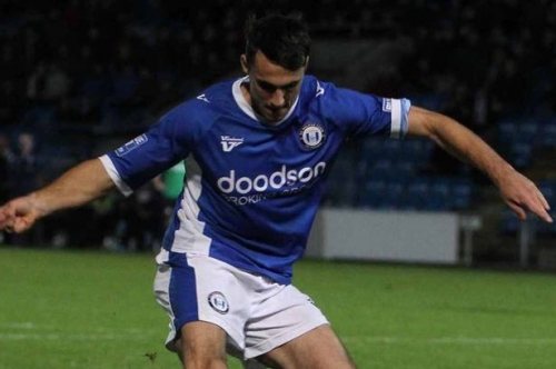New striker tipped to be a hit at Stoke City - by Port Vale legend who set him on his way