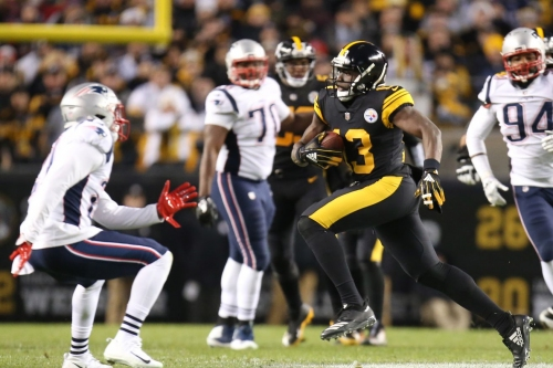 Steelers Burning Questions: Have your concerns about replacing AB's production lessened?