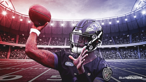 Baltimore Ravens quarterback Lamar Jackson may work with throwing guru
