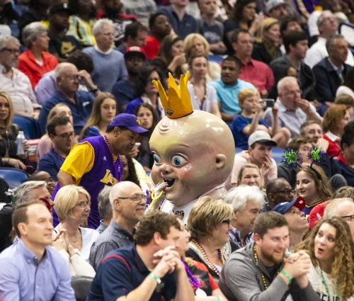 Listen: Get a feel for the reported new voice of the Pelicans; Hear Todd Graffagnini's highlights