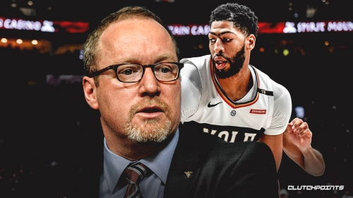 Rumor: Pelicans' David Griffin using Lakers as leverage to get better deal from Celtics for Anthony Davis
