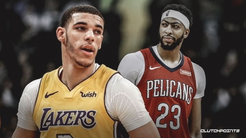 Lakers' Lonzo Ball is 'the most important' in potential Anthony Davis trade with Pelicans