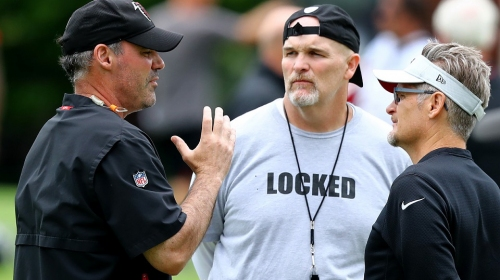 10 things we observed in Falcons minicamp
