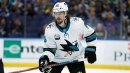 Report: Sharks continue extension talks with pending UFA Erik Karlsson