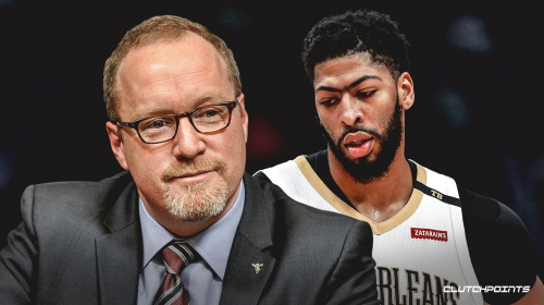 Agents urging Pelicans' David Griffin not to trade Anthony Davis to the Lakers