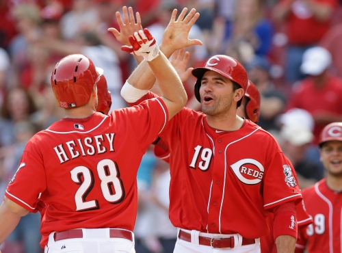 Top Cincinnati Reds games: No. 37 – Joey Votto's third homer a grand slam on May 13, 2012