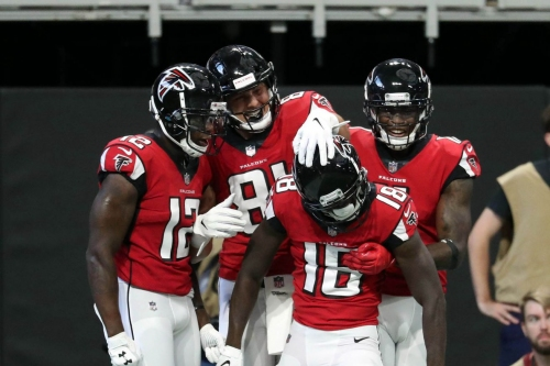 Do the Falcons have the NFL's best WR corps?