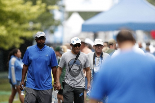Lions announce training camp schedule, 3 joint practices with Patriots