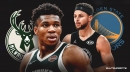 Bucks open as favorite over Warriors to win the 2020 title