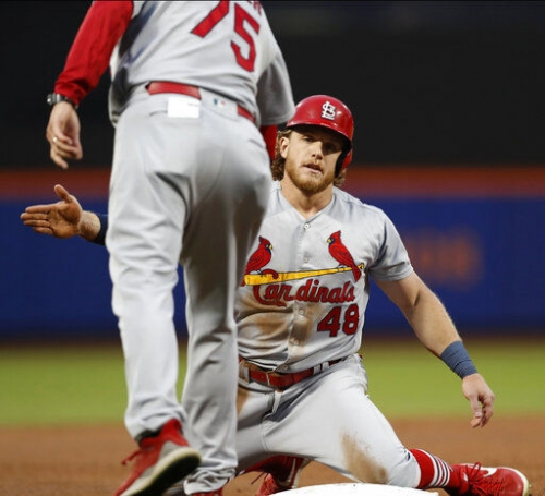 Cardinals bring back Leone for a one-night engagement, but first there's a game