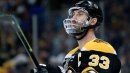 Bruins' Chara played in Cup Final with plates, wires, screws to fix broken jaw