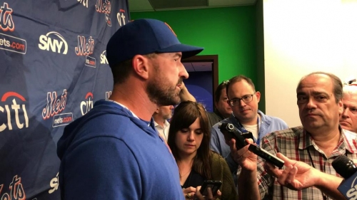Mets manager Mickey Callaway discusses a 5-4 loss to the Cardinals
