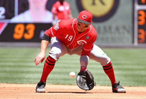 Cincinnati Reds notes: Club no longer last in NL Central, thanks to Pittsburgh Pirates