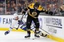 NHL Injuries Like Jake DeBrusk of Boston Bruins Push Envelope