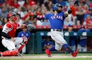 Why Rougned Odor's three-walk game against Cincinnati could be a sign of good things to come for the Rangers