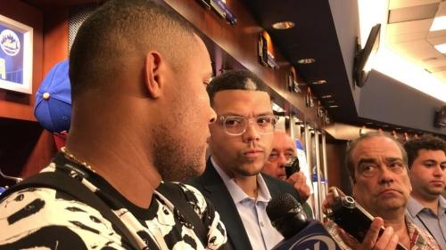 Jeurys Familia discusses his struggles