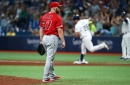Angels: 4 Rays: 9 - A Wendle-ful Return