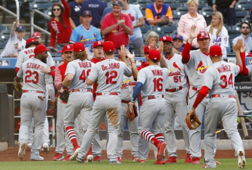 Cardinals make quick work of Mets for openers, then power way to another victory