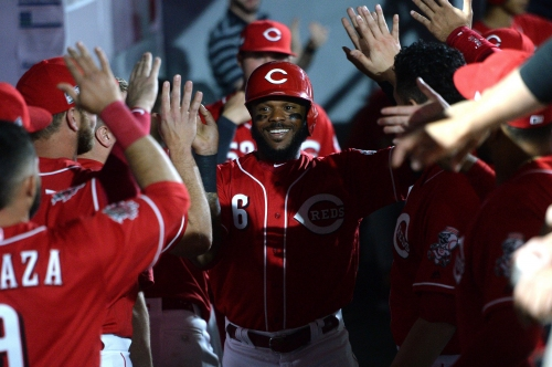 Is it time for the Reds to give Phillip Ervin a chance?