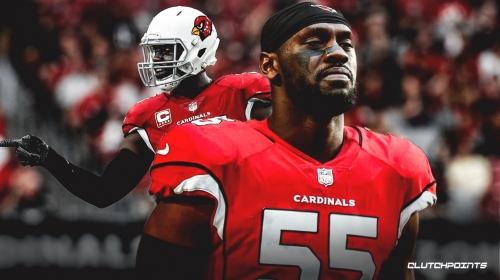 Cardinals DE Chandler Jones still motivated by trade from Patriots