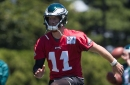 Carson Wentz assessment, Eagles front office changes, figuring out the cornerback depth chart, and more