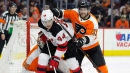 Flyers place defenceman Andrew MacDonald on waivers for buyout