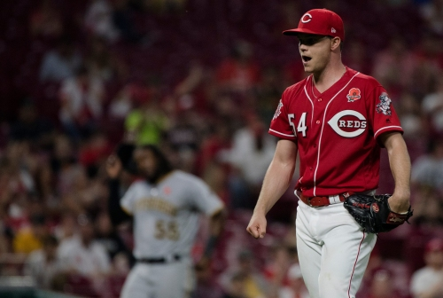 RedsXtra: Cincinnati Reds' Sonny Gray stands out with his ability to manipulate pitches