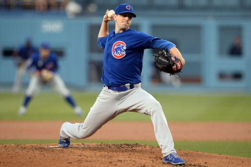 Cubs roster move: Kyle Hendricks to injured list
