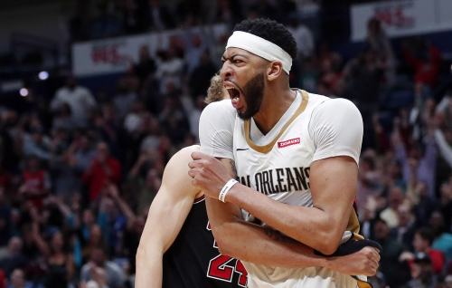 Anthony Davis-to-Lakers national reaction: Good deal, but what's Pelicans' next move?