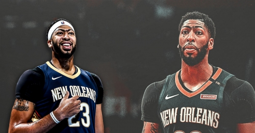 RUMORS: Anthony Davis won't sign extension with Lakers this summer to become a free agent in 2020