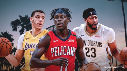 Rumor: Pelicans want to keep Jrue Holiday even after acquiring Lonzo Ball in Anthony Davis trade