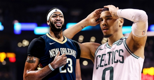 REPORT: Celtics refused to include Jayson Tatum in Anthony Davis trade offer