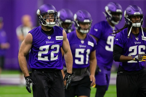 Could Harrison Smith be the next Viking that's up for a contract extension?