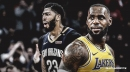 Bleacher Report's Game of Zones saw Anthony Davis trade to Lakers coming