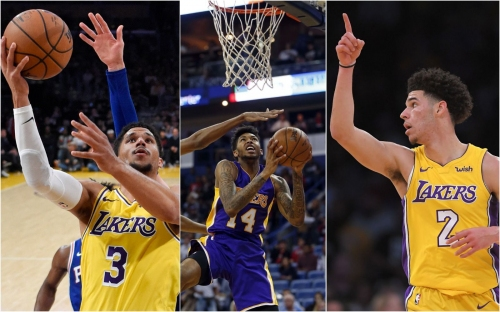 Who are these new Pelicans? What to know about Brandon Ingram, Lonzo Ball and Josh Hart